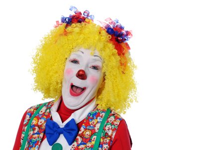 Portrait of Clown
