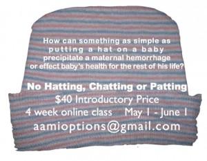 No hatting