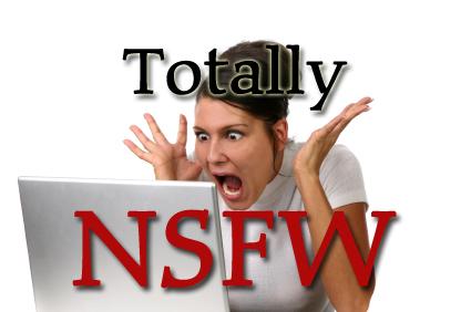 totally NSFW