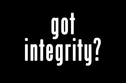 got integrity