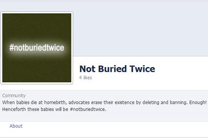 Facebook notburiedtwice