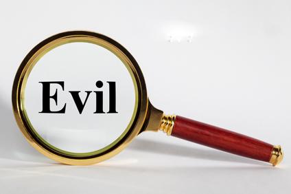 Evil Concept