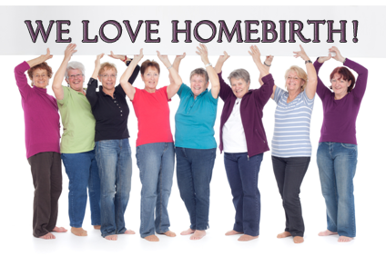 We love homebirth