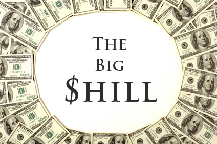 The big shill
