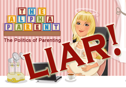 Alpha Parent liar