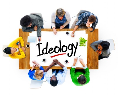 Group of People Brainstorming about Ideology Concept