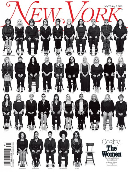 Cosby New York cover