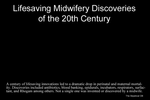 Midwifery discoveries