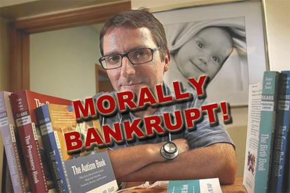 bob sears morally bankrupt