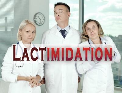 Lactimidation