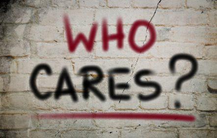 54515666 - who cares concept