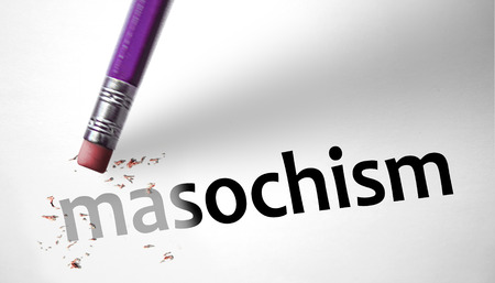 29673371 - eraser deleting the word masochism