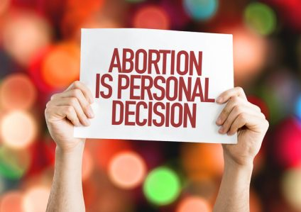 Abortion is a Personal Decision