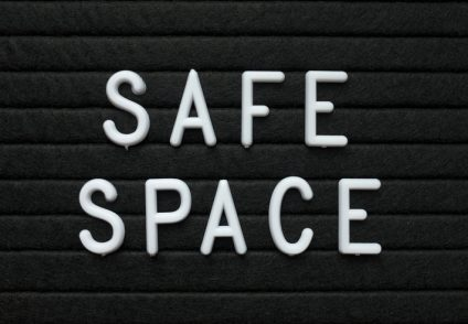Safe Space Notice Board