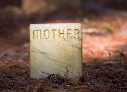 Mother Gravesite