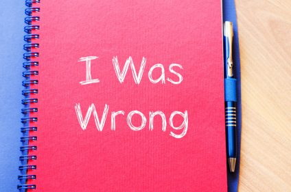 I was wrong concept on notebook