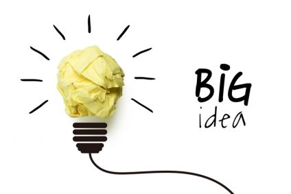 Big Idea And Innovation Concept